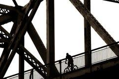Bridżowy skrzyżowanie Zdjęcia Stock