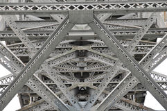 bridżowy szczegół Fotografia Royalty Free