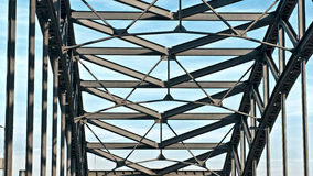 bridżowy szczegół Zdjęcia Stock
