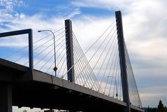 bridżowy Tacoma obrazy stock