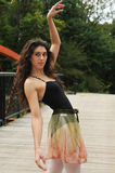 bridżowy taniec Zdjęcie Stock