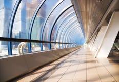 bridżowy wewnętrzny nowożytny Zdjęcia Stock
