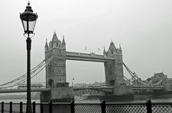 bridżowy wierza Zdjęcia Stock