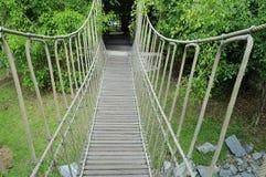 bridżowy zawieszenie zdjęcia royalty free