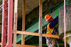 Bridżowa inspekcja i naprawy Fotografia Royalty Free