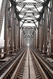 bridżowa kolej Zdjęcie Stock