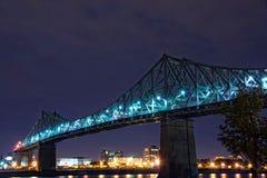 bridżowa noc Zdjęcie Stock