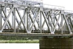 bridżowa stal Zdjęcia Stock