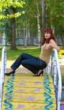 bridżowe kobiety Obraz Royalty Free