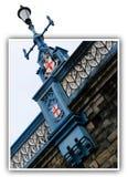 bridżowej lampy wierza Zdjęcia Stock