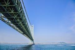bridżowy Akashi kaikyo Zdjęcia Stock