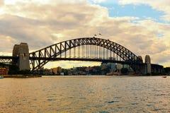 bridżowy Australia schronienie Sydney Zdjęcie Stock