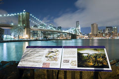 bridżowy Brooklyn Fotografia Stock