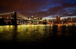 bridżowy Brooklyn zdjęcie royalty free