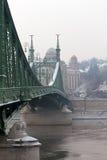 bridżowy Budapest Obraz Stock