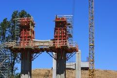 bridżowy filar zdjęcie royalty free