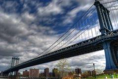 bridżowy Manhattan Fotografia Stock