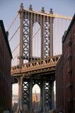 bridżowy Manhattan Obraz Stock