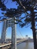 Bridżowy Nowy Jork Zdjęcie Stock