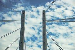 bridżowy Oeresund Zdjęcia Stock
