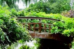 bridżowy ogrodowy London Zdjęcia Royalty Free