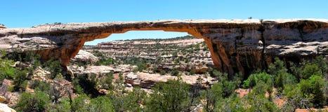 bridżowy owachomo Utah Obraz Royalty Free