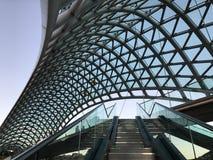bridżowy pokój Tbilisi Obrazy Stock