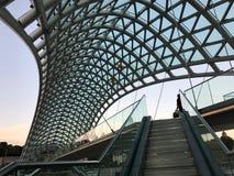 bridżowy pokój Tbilisi Zdjęcia Stock