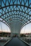 bridżowy pokój Tbilisi Obraz Stock