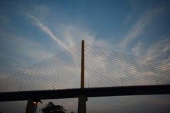 9 bridżowy rama Zdjęcia Stock