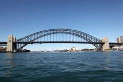 bridżowy schronienie Sydney Obraz Stock