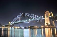 bridżowy schronienie Sydney Zdjęcie Stock