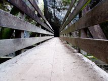 Bridżowy sposób Obraz Stock