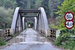 bridżowy stary Fotografia Royalty Free