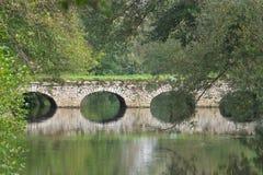 bridżowy stary Zdjęcie Royalty Free