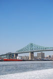 bridżowy statek Fotografia Royalty Free