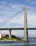 bridżowy Stavanger Zdjęcie Royalty Free