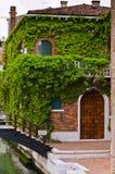 bridżowy Venice obraz royalty free