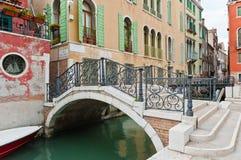 bridżowy Venice obrazy stock