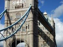 bridżowy wierza Zdjęcie Stock