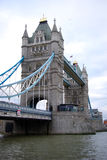 bridżowy wierza Obrazy Royalty Free