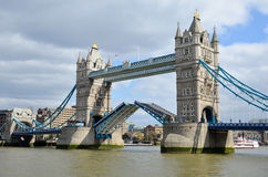 Bridżowy wierza Londyn Obraz Royalty Free
