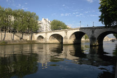 Brid in parisge of Marie Royalty Free Stock Photos
