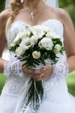 Bridal букет Стоковое Изображение RF