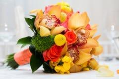 Bridal букет Стоковое Изображение