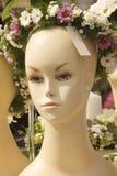 Bridal венок Стоковые Фотографии RF