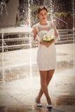 Bridal воодушевленность Стоковое Изображение RF