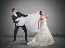 Bridal вуаль стоковые фото