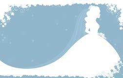 bridal ливень приглашения Стоковые Фотографии RF