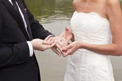 Bridal пары Стоковое Фото